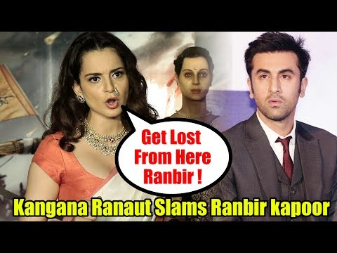 Kangana Ranaut SLAMS Ranbir Kapoor, Alia And Ranveer Singh | Why They Never Speak About Politics