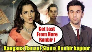 Kangana Ranaut SLAMS Ranbir Kapoor, Alia And Ranveer Singh | Why They Never Speak About Politics