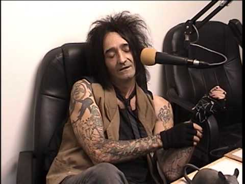 Stevie Stiletto Interview with John Maycumber Indie Radio Show '09 Chapter 8