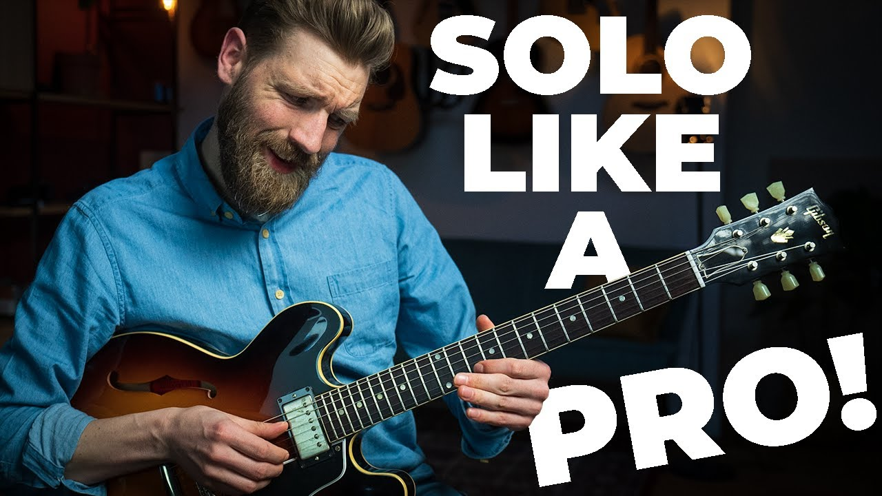 The Ultimate GUITAR SOLO Guide