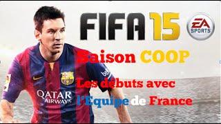 FIFA 15 : Saison COOP avec l