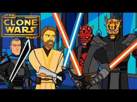"""How """"Star Wars The Clone Wars: Season 4"""" Should Have Ended"""