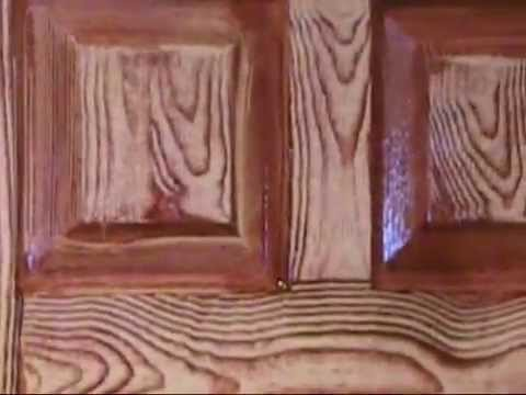 Brush Magic Painting 1 Video How To Do Wood Graning Youtube