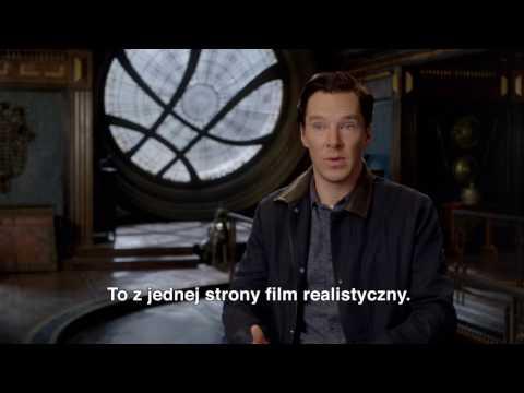 """""""Doktor Strange"""": Aktorzy o filmie"""