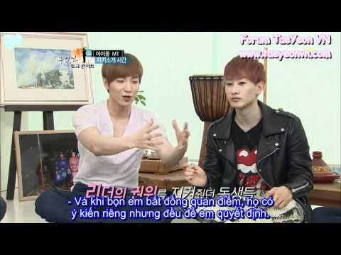 [TYVN][VIETSUB] Joo Byung Jin Talk Concert (snsd dbsk suju) part 4