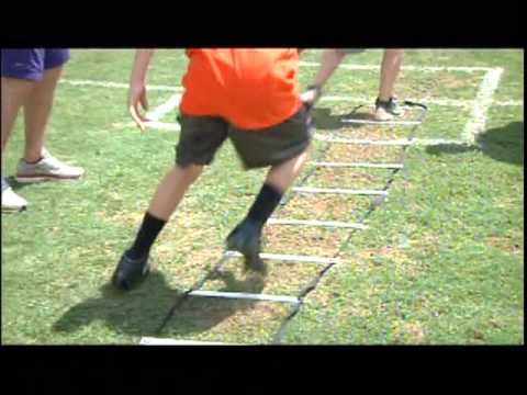 Dabo Swinney 2013 Youth Football Camp - Session 1