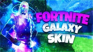 I HAVE A NEW GALAXY SKIN! | Fortnite Battle Royale [EN/English]