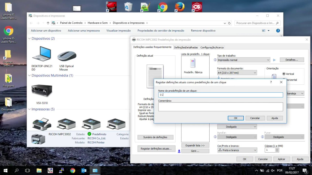 aficio mp c2550 driver windows 7