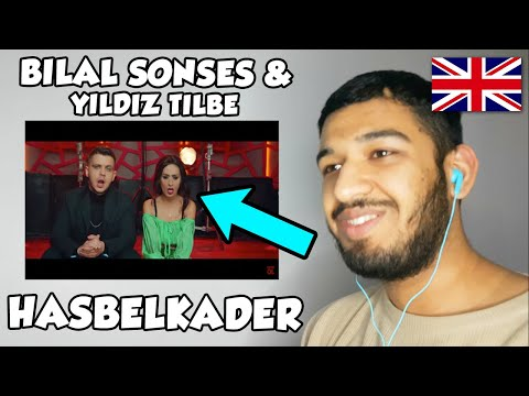 🇬🇧 BRITISH Reacts To BILAL SONSES & YILDIZ TILBE - HASBELKADER (OFFICIAL VIDEO) REACTION