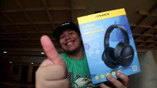 THE HEADPHONE REVIEWER PART TWO! (AWEI A780BL REVIEW) #Lazada12.12