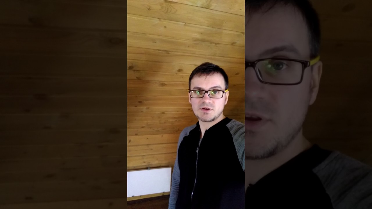 Установка обогревателей ТеплЭко в загородном доме. Новокузнецк .