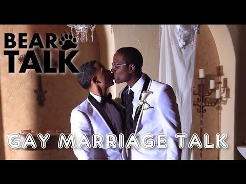 Bear Talk Episode 7: Gay Marriage Talk