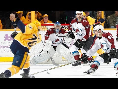 Top NHL Pick Nashville Predators vs Colorado Avalanche Stanley Cup Playoffs 4/20/18 Hockey