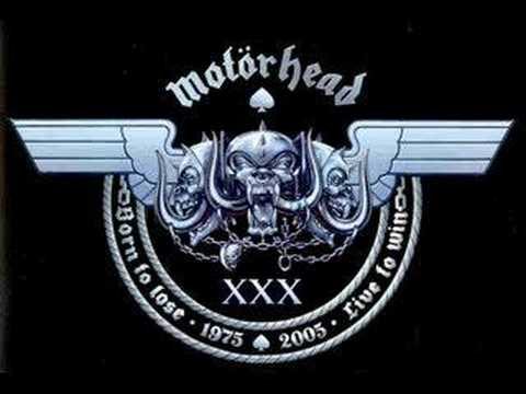 Motorhead - Born to Raise Hell