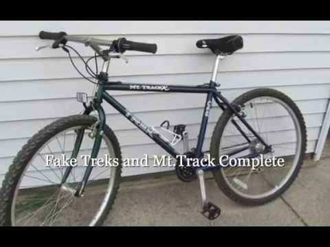Trek 830 Mt Track Xc Complete And Sold Youtube