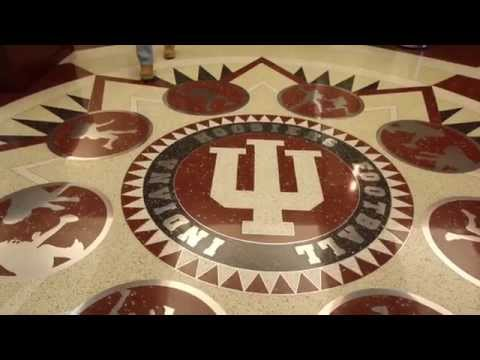 Austin Dorris Official Indiana University Visit-IU-Hoosiers-Canon 70D