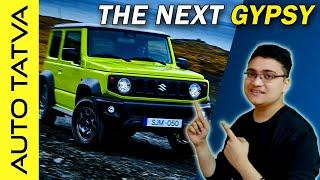 Suzuki Jimny : The Next Maruti Gypsy 2018 ??   Specs & Launch Date   Hindi   Auto Tatva