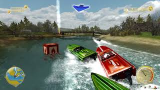 (PC) Aquadelic GT Gameplay PSXPLANET.RU