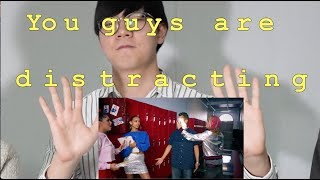 Koreans GUCCI the GANG while doing REACTION by LIL PUMP