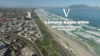 Holiday Accommodation -: Luxury Cape Villa - Cape Town