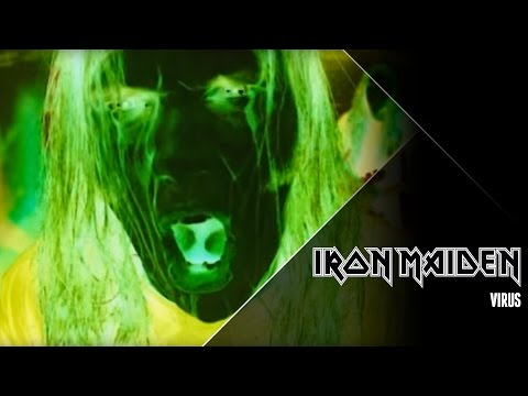 Iron Maiden - Virus (Official Video)