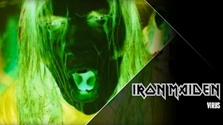 Watch Iron Maiden Virus video