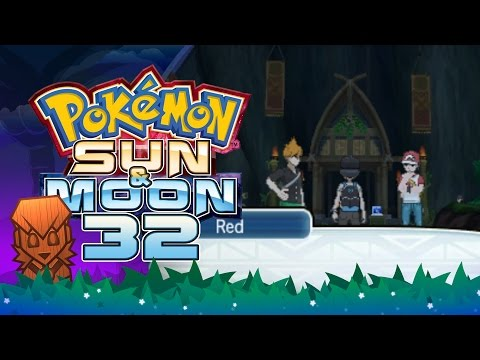 Pokemon Sun & Moon! #32: Enter, Blue and Red!