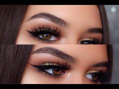 Moss Green Smokey Eye | Makeup Tutorial