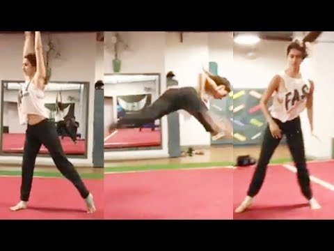 Watch A Viral Video Of Disha Patani   Butterfly Kick   Bollywood Mp3