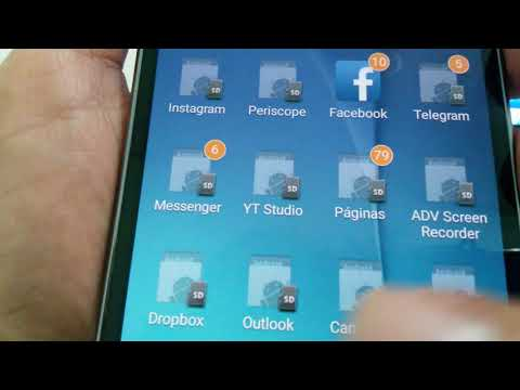 Como quitar el modo seguro de mi celular Android Samsung J7