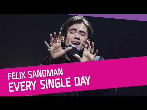 FELIX SANDMAN – Every Single Day