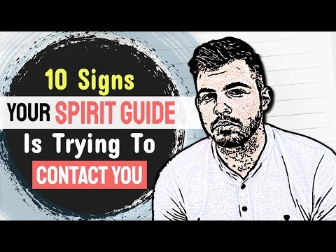 10 Signs Your Spirit Guide Is Trying To Contact You