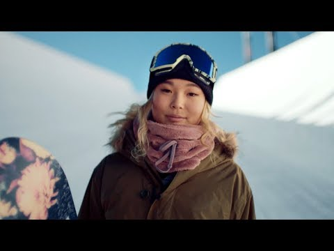Chloe Kim: Post Olympic Gold Push for Women's Progression Subtitle: Taming the Beast Part 1