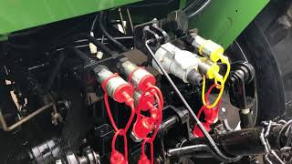 Трактор дойц фар 404 (краще за донгфенг фотон 404)