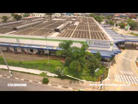 COLIDRONE - Voo de empresa, Rio Branco