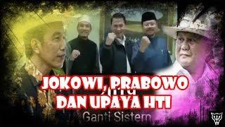2019: Jokowi, Prabowo dan Upaya HTI Ciptakan Ker (usu) han ala 98