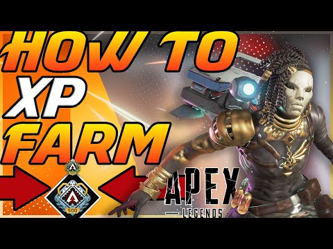 How To Get To Lvl 500  FAST IN APEX LEGENDS XP FARM  (SEASON 3) LVL UPDATE AND SBMM