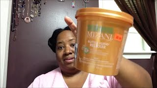 CHIT CHAT ~ Switching Relaxers to MIZANI BUTTER BLENDS Relaxer