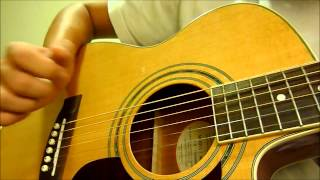 Jason Mraz - I'm Yours - (Fingerstyle guitar cover)