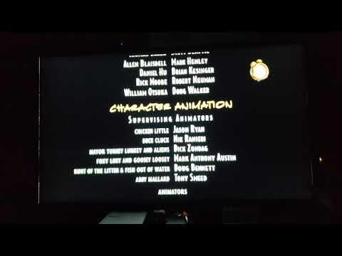 chicken little 3d credits |
