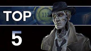 Fallout 4 - Top 5 Nick Valentine Facts Companion Lore