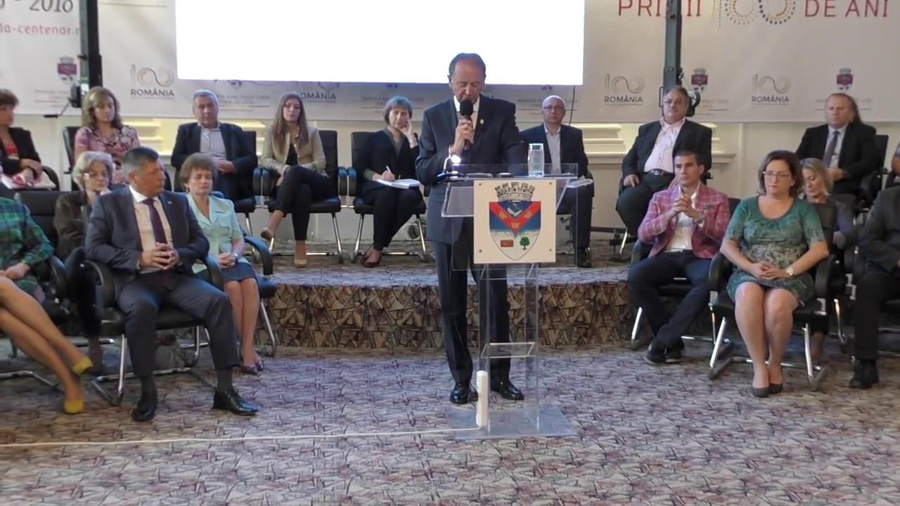 Bilanțul primarului Cristian Matei, la 2 ani de mandat (29.06.2018)