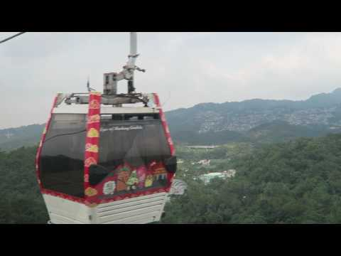 Maokong Gondola - Scenic cable car in Taipei