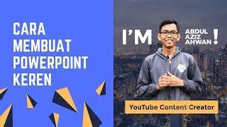 Gambar cover Cara Membuat Slide Powerpoint Keren Gratis Ala Siswa dan Mahasiswa Nggak Bisa Desain - Canva.com PPT