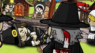 THE GREATEST DETECTIVE EVER - TOWN OF SALEM MYSTERY GAME