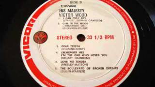Victor Wood - Girl In The Wood (Remember Me)