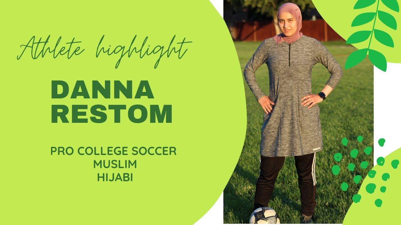 Athlete highlight: Danna Restom