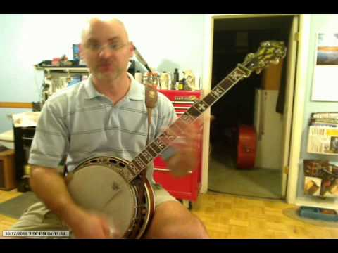 LOTW - Banjo Lessons: Musical theory for the banjo - The 12 notes of a scale