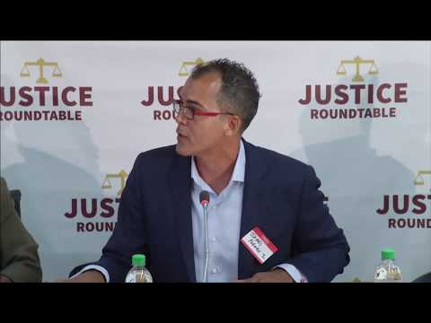 June 13, 2017 Justice Roundtable Feature: Conversation with James Forman Jr.