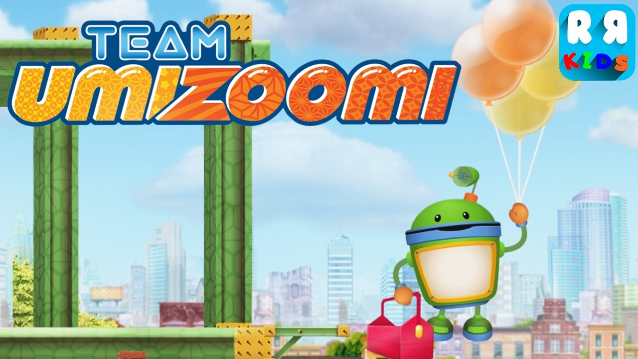 Team Umizoomi: Zoom into Numbers Part 6 - iOS - Best Apps for Kids |  Educational